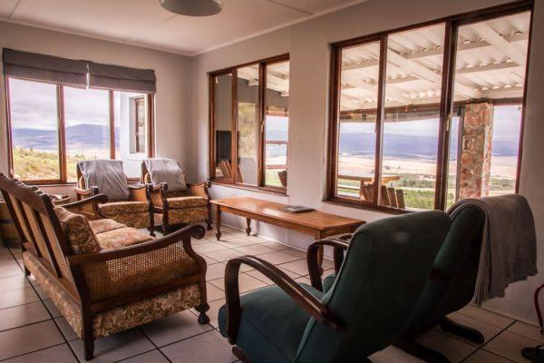 Beseba Farm Cottage indoors