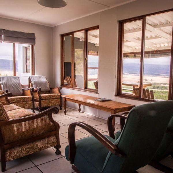 Berseba Farm The Cottage indoors